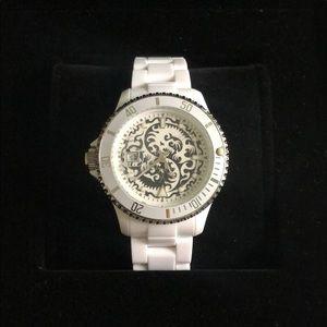 Beautiful white watch